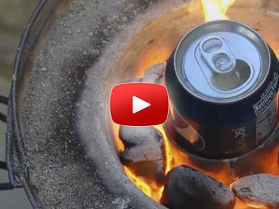 Ako si vyrobiť mini zlievareň kovov