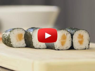 Ako spraviť Maki Sushi