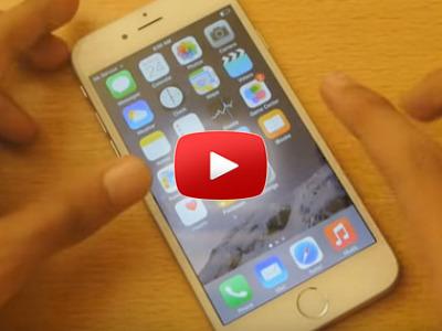 Ako spraviť ScreenShot na iPhone