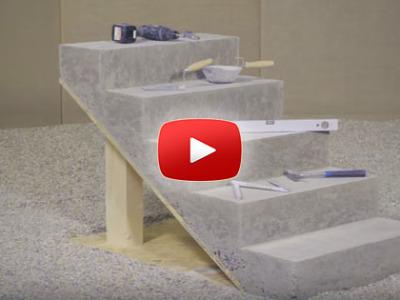 Ako spraviť betónové schody
