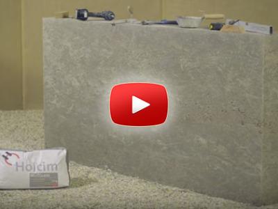 Ako spraviť betónový múrik