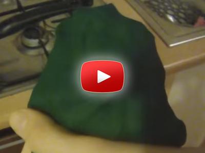 Ako spraviť domácu plastelínu