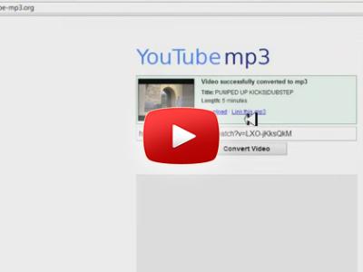 Ako stiahnuť hudbu z YouTube