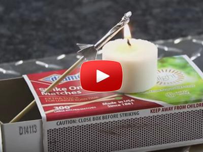 Ako vyrobiť mini odpaľovaciu raketku
