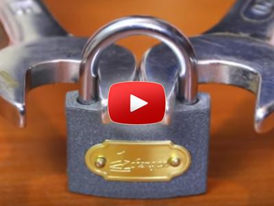 Ako otvoriť zámok vidlicovými kľúčmi