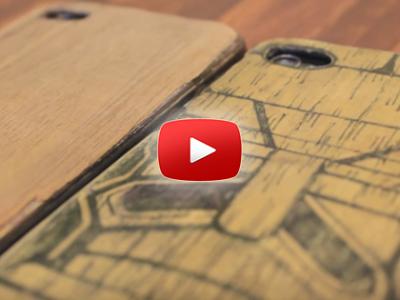 Ako spraviť drevený kryt na mobil