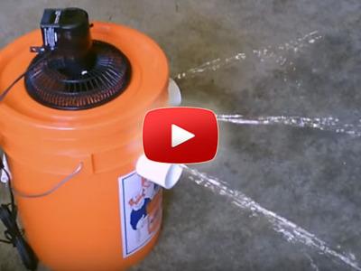 Ako si vyrobiť lacnú domácu klimatizáciu
