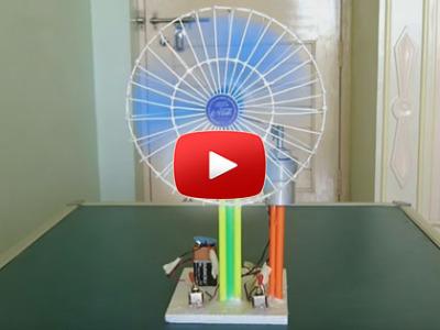 Ako spraviť stolný ventilátor z PET fľaše