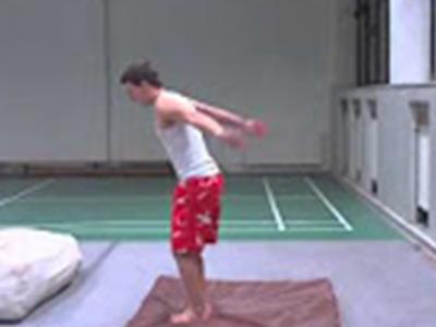 Ako sa rýchlo naučiť salto vzad