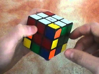 Ako skladať Rubikovu kocku